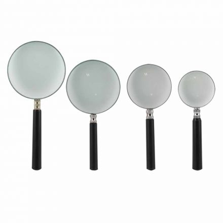 Big Horn 19258 4pc High Power Magnifying Glass Set (3.5X, 2.5X, 2.25X)
