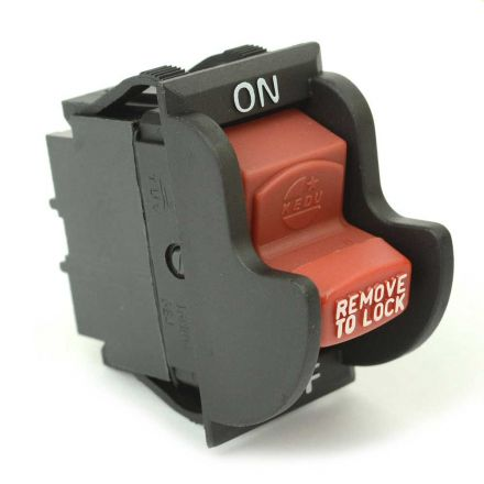Big Horn 18803 On-Off Toggle Switch - (Optional Lock)