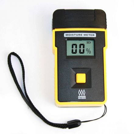 Big Horn T2000 Pin Type Moisture Meter Range 5~45% Digital Display