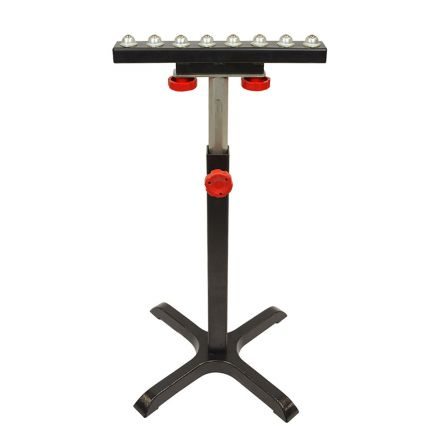 Big Horn T2054 Heavy-Duty 8 Ball Bearing Roller Stand